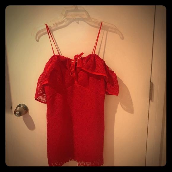 Loft Fashion Dresses & Skirts - Red dress 👗